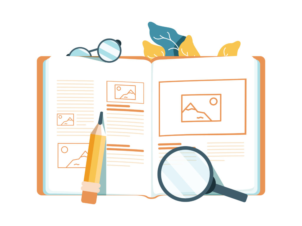 How to create a book review blog