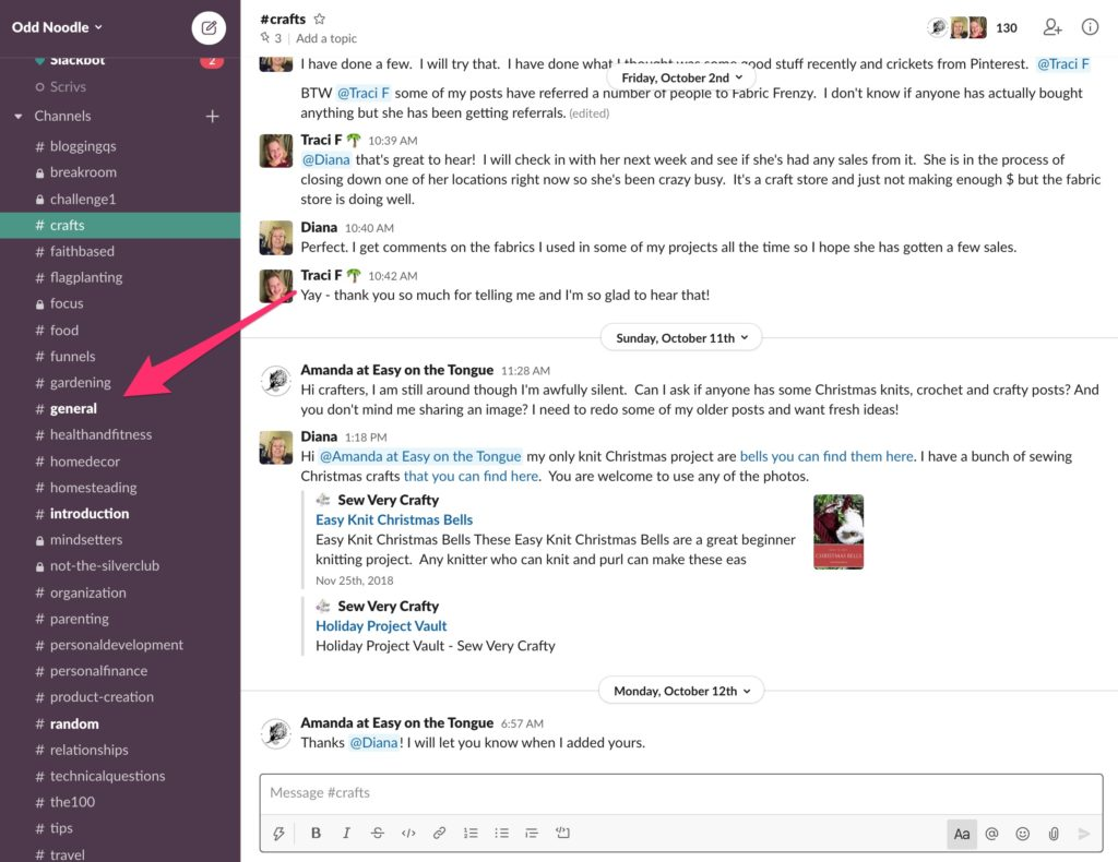 How to use Slack: Notifications